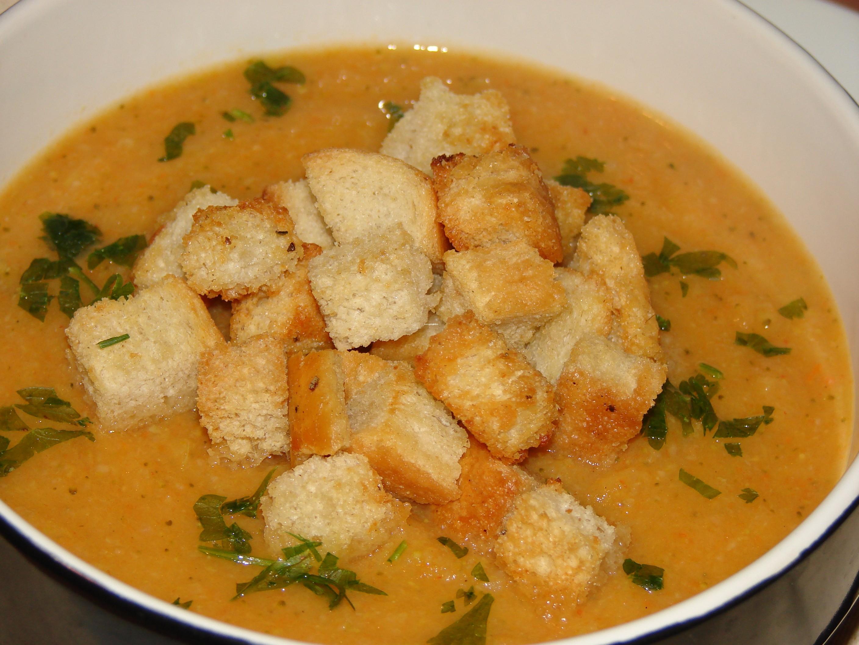 Supa crema de lugume